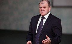И. Чернышев посетил городской округ Стрежевой Томской области