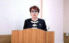 Т. Кусайко: Мурманская область вошла всписок регионов, которые первыми начнут реализацию программы оказания ранней медпомощи