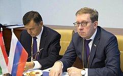 А. Майоров: Россия иТаджикистан заинтересованы врасширении взаимодействия ваграрной сфере, пищевой иперерабатывающей промышленности