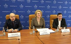 Сенаторы приняли участие взаседании Совета при Президенте РФ помежнациональным отношениям