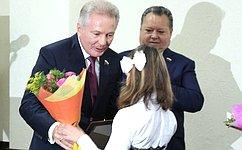 Камчатские сенаторы наградили самых отважных подростков