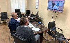 О. Цепкин обсудил наприёме граждан вЧелябинской области вопросы работы медучреждений, ремонта Фельдшерско-акушерского пункта