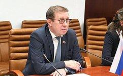 А. Майоров: Проект «Германо-Российский аграрно-политический диалог» будет ивдальнейшем способствовать продуктивному обмену опытом