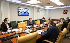 Реализацию государственной программы РФ «Развитие авиационной промышленности на2013–2025годы» рассмотрели вСовете Федерации