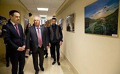 ВСовете Федерации открылась фотовыставка «Моя Адыгея», посвященная 100-летию образования Республики Адыгея