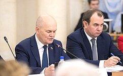 М. Щетинин: Важно сохранить потенциал отечественного АПК исущественно ускорить темпы его развития