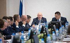 Д.Мезенцев: Россия иБеларусь предпринимают совместные усилия сцелью развития цифровой экономики