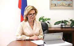 И. Святенко: Национальная стратегия позволила миллионам женщин открыть новые возможности для участия вжизни страны