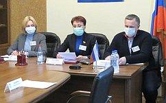 Т. Кусайко: ВМурманской области будет создана система общественного мониторинга доступности первичной медпомощи