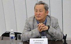 А.Тулохонов выступил намероприятии, посвященном 25-летию Тункинского природного национального парка