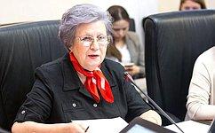 С. Горячева: Укаждого народа вРоссии есть право говорить идумать насвоем родном языке