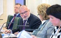 Комитет СФ поконституционному законодательству заслушал информацию Уполномоченного поправам человека вРФ
