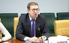 Общими усилиями надо создать комфортные условия сельхозпроизводителям для увеличения выпуска продукции АПК— А.Майоров