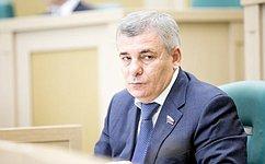 А. Каноков провел вНальчике прием граждан