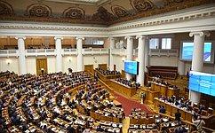 ВСанкт-Петербурге состоялся шестой Международный конгресс «Безопасность надорогах ради безопасности жизни»