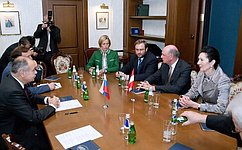 Россия иАвстрия планируют сотрудничать врамках Года культуры вРФ– И. Умаханов