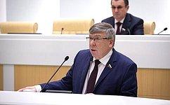 Сенаторы отклонили закон охостелах