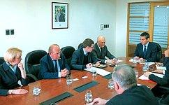 М. Щетинин: Россия настроена надальнейшее наращивание многопланового сотрудничества сЧили
