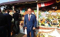Алексей Кондратенко поздравил кубанских аграриев срекордными результатами посбору урожая