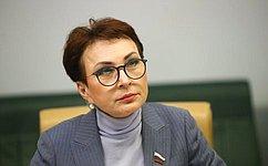 Т. Кусайко подняла проблемы доступности медицинской помощи взакрытых территориальных образованиях