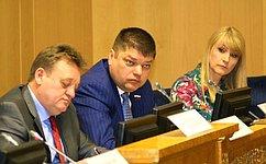 Важно перейти отдиалога крешению проблемных для региона вопросов— Д.Василенко