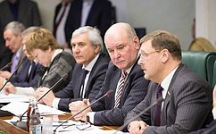 Комитет СФ помеждународным делам инициировал проекты Заявлений Совета Федерации, касающиеся ситуации наЮго-Востоке Украины игодовщины содня освобождения Освенцима