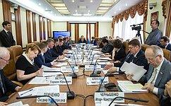 ВСовете Федерации проходят Дни Архангельской области