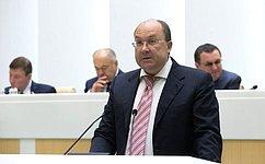 На435-м заседании Совета Федерации обсуждались вопросы развития внутреннего ивъездного туризма