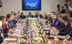Комитет общественной поддержки жителей Юго-Востока Украины обсудил итоги выборов вДНР иЛНР иработу сбеженцами