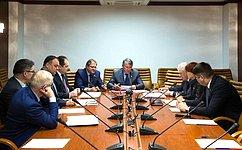 Ю. Воробьев: ВСовете Федерации ответственно подходят кежегодному сбору сведений одоходах иимуществе сенаторов
