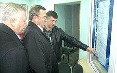 Сенаторы приняли участие внаблюдении завыборами Президента Республики Молдова