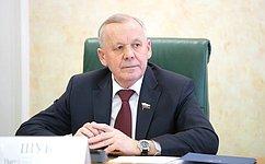 В. Шуба входе работы врегионе посетил Братск, где встретился спредставителями бизнеса ипровел прием граждан