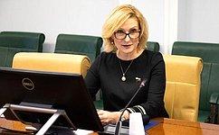 И.Святенко: Социальную помощь нужно модернизировать, используя современные технологии