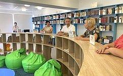 О. Алексеев: Дома культуры ибиблиотеки являются центром притяжения населе