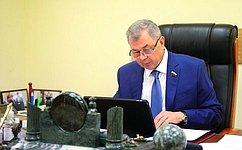 А. Артамонов: Консолидация новейших ядерных, медицинских ицифровых технологий– серьезный шаг для развития отечественного здравоохранения
