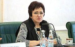 Е. Бибикова: Успех вреализации национальных проектов зависит откаждого изнас