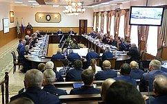 В.Бондарев: Необходимо совершенствовать систему отечественного военного образования