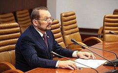 С. Белоусов: Реформирование системы управления лесным хозяйством– назревшее исвоевременное решение