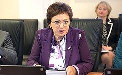 Встране должна быть создана единая система поддержки граждан старшего поколения— Е.Бибикова