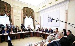 Рабочая группа повнесению поправок вКонституцию обсудила предложения поорганизации общероссийского голосования