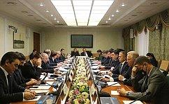 Результаты деятельности Министерства энергетики, атакже отраслей ТЭК за2020год рассмотрел Комитет СФ поэкономической политике