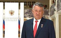 Ю. Воробьев: Важно, чтобы молодежь унаследовала традиции, которые исторически сложились впредыдущих поколениях