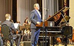 И. Морозов: Фортепианный конкурс русской музыки вРязани направлен наукрепление международного культурного сотрудничества