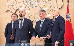 Нужно создать Всероссийский центр управления лесной отраслью— Ю.Воробьев
