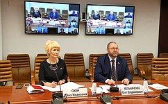 О.Мельниченко: Необходимо выработать общие подходы для решения проблемы формирования государственного имуниципального жилищного фонда социального использования