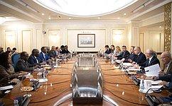 И. Умаханов: Для России крайне важно возвращение вАфрику