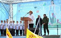 Т.Гигель: Ростовская область одной изпервых объявлена территорией «Эколят– Молодых защитников Природы»