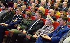 О.Алексеев принял участие взаседании актива Саратовской области