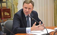 Виктор Новожилов провел ряд встреч вАрхангельске