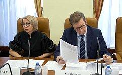 И. Гехт: Законопроект одетском питании нужно доработать сцелью скорейшего внесения вГосударственную Думу